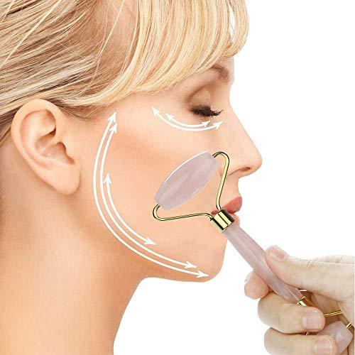 Mitlfuny Gesundheit Und SchöNheitDIY Dekoration 2019,Natürliche Jade Guasha Gesichtsmassage Jade Roller Gesicht Körper Massagegerät Beauty Tool