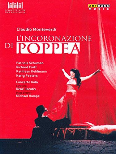 MONTEVERDI: L´Incoronazione di Poppea (live from the Schwetzingen SWR Festival, 1993)
