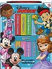 Ma première bibliothèque Disney Junior - Coffret de 12 livres tout-carton