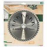 Bosch 2609256B58 - Lama di Precisione per Sega Circolare, 48 Denti, Carburo, Taglio Netto, Diametro 210 mm, Alesaggio con Anello di Riduzione, 30/25, Larghezza di Taglio 2.5 mm