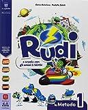 Rudi. A scuola con gli amici 5 sensi. Per la Scuola elementare. Con ebook. Con espansione online: 1