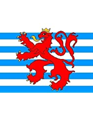 U24Bandera de Luxemburgo handelsflaggen Boot Bandera Premium Calidad 40x 60cm