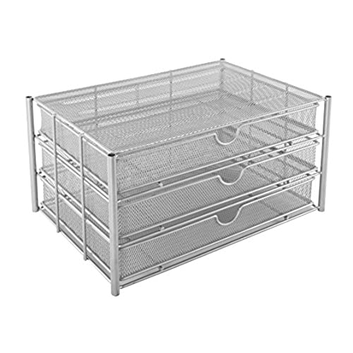 ideas wire drawer drawers mesh design home