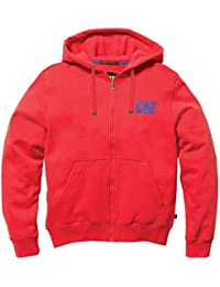 Caterpillar Logo - Sweatshirt à capuche - Homme