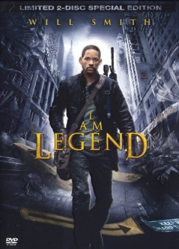 Bild von I Am Legend [Limited Edition] [2 DVDs]