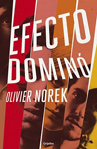 Efecto dominó por Olivier Norek