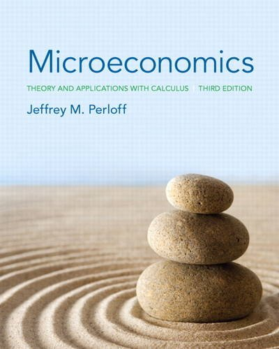Microeconomics:Theory and Applications with Calculus (Pearson Series in Economics (Hardcover))
