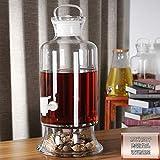 Waschtischarmatur Wasserhahn Seifenglasflasche Mit Wasserhahn 10 Kg 20 Kg Medizinisches...