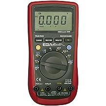 Ega Master - Multimetro Automocion  400µa-10A Ac / 400µa-10A Dc / 4V-1000V Dc / 40Mv-1000V Ac / Temperatura Egatronik