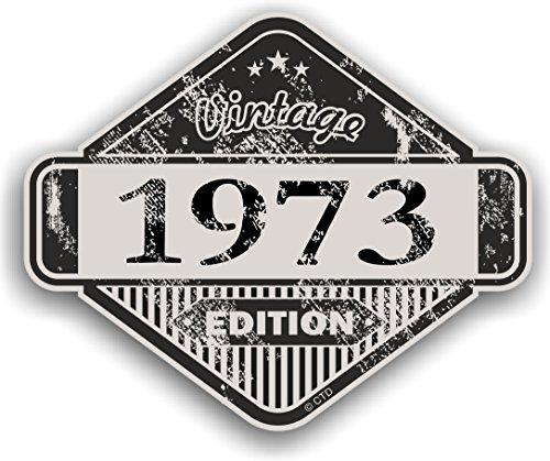 Distressed envejecido Vintage 1973Edition Classic