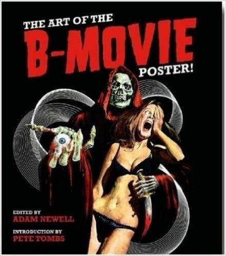 The art of the b-movie poster !