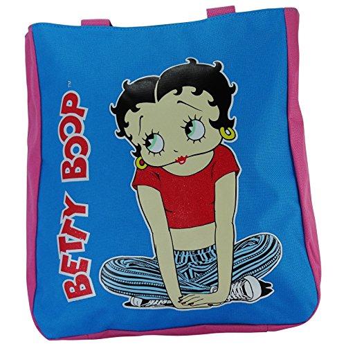 Betty Boop Patchouli Sac porté main pour Femme Sac à l'épaule