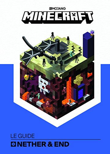Descargar Libro Minecraft, le guide Nether & Ender de Stephanie Milton