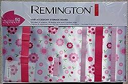 Remington Hair Accessory Storage Board Includes 50 Accessories