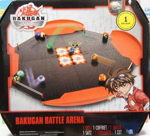 BAKUGAN Gundalian Invaders Battle Arena Giochi Preziosi