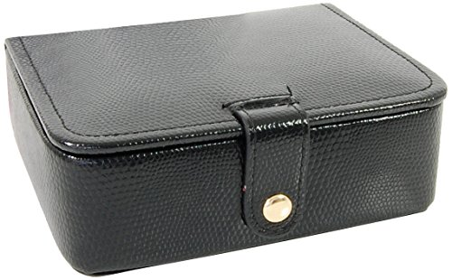 budd-leather-lizard-print-calf-stud-ring-box-black-by-budd-leather