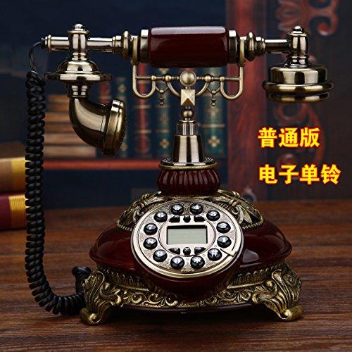 motesuvar inalámbricos tarjeta inserción teléfono, estilo europeo antiguo hogar Gel de sílice botón, recargable libre asiento, Retro oficina asiento tipo