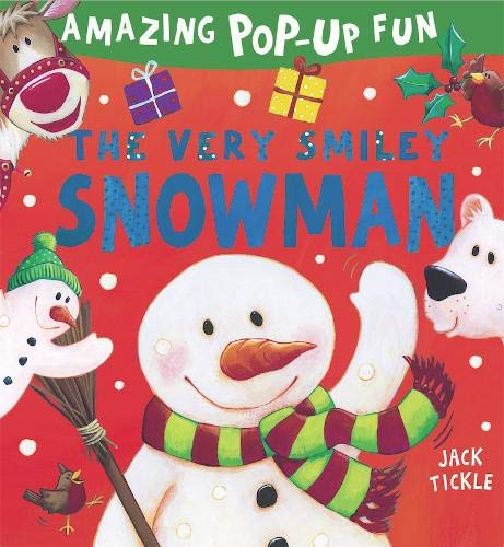 The Very Smiley Snowman por Jack Tickle