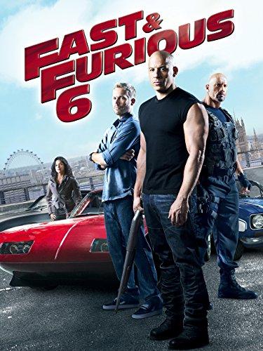 Fast & Furious 6 [dt./OV] 6-zoll-platte