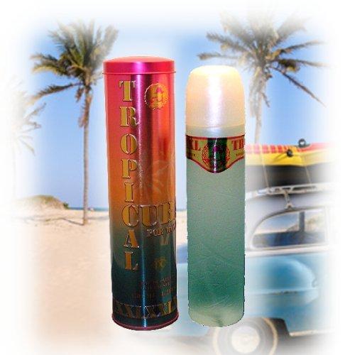 Diamond 12204740 CUBA XXL TROPICAL 130 ml Parfüm - Damen