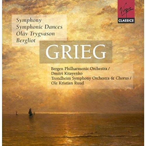 Virgin De Virgin: 2 For 1 - Sinfonische Werke von Grieg