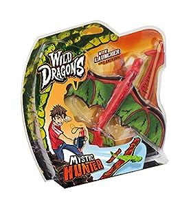 World Brands Xtrem Raiders-Mystic Hunter-Dragón Volador y Lanzador