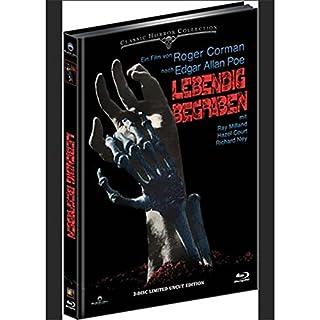 Lebendig begraben - Mediabook (+ DVD) [Blu-ray] [Limited Edition]