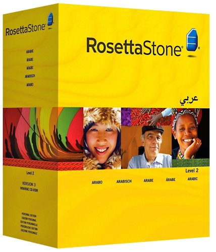 Rosetta Stone Version 3: Arabic Level 2 with Audio Companion (Mac/PC CD)