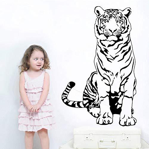 lyclff Wandaufkleber Kunst Design Wohnzimmer wohnkultur wandbild wasserdicht Tier Serie wandaufkleber ~ 1 114 * 72 cm - Hello Kitty Pflaster