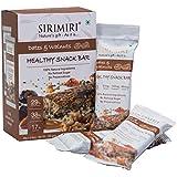 SIRIMIRI Nutrition Bar - Dates & Walnuts - Pack of 6 (Each 40 gm)