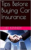 Tips Before Buying Car Insurance