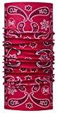 Best Buff Headbands - Buff Original Multi Function Headwear Cashmere Red Review
