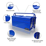 US PRO PORTABLE CANTILEVER TOOL CHEST TOOL BOX by us pro tools