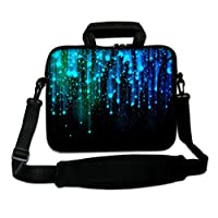 DCCN Laptop Shoulder Bag 15 Inch with Adjustable Shoulder Strap