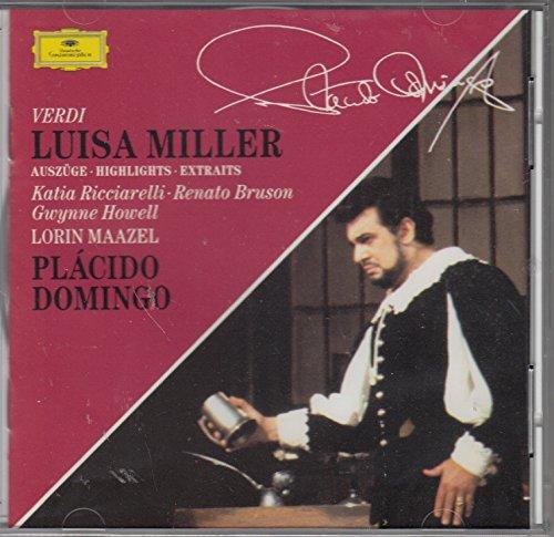 Verdi-Luisa Miller-Extr-Domingo-Ricciarelli-Or.Op.Cov.Garden