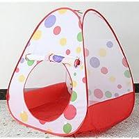 Preisvergleich für Baby-lustiges Spielzeug Baby Kinder Indoor und Outdoor Spielzelt Laufgitter Ball Kleinkind Kinder Spielzeug für Kinder Grube Pool Zelt Geschenke