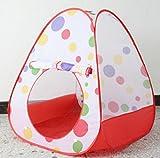 KeavyLee Baby Balls- Baby Kids Indoor e Outdoor Tenda da Gioco Box Palla Toddler Bambini Giocattoli per Bambini Pit Pool Tenda Regali