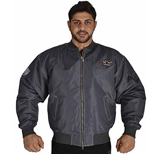 BIG SM EXTREME SPORTSWEAR Jacke Bomberjacke Sweatshirt Jacke 4052-5XL