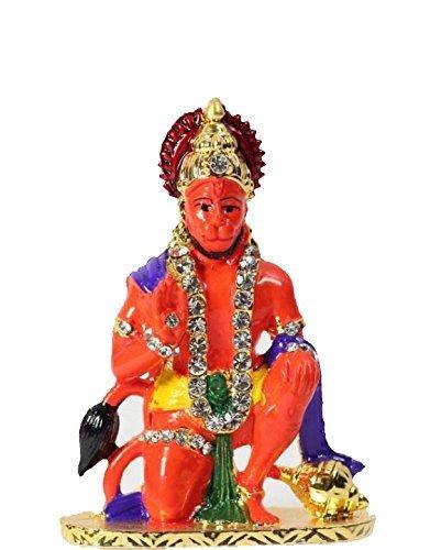 discount4product lord hanuman car dashboard god idol (orange) Discount4product Lord Hanuman Car Dashboard God Idol (Orange) 51Gq tGaulL