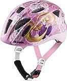 Alpina Mädchen XIMO Fahrradhelm Disney Rapunzel 49-54 cm