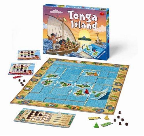 Ravensburger Buch 21980 - Ravensburger Spiel - Tonga Island
