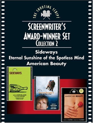 Screenwriters Award-Winner Set, Collection 2: Sideways, Eternal Sunshine of the Spotless Mind, and American Beauty