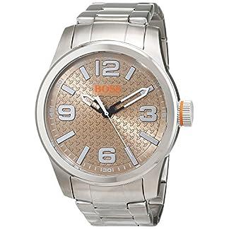Hugo Boss Orange Reloj Análogo clásico para Hombre de Cuarzo con Correa en Acero Inoxidable 1550051