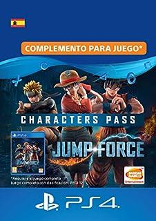 JUMP FORCE - Characters Pass | Código de descarga PS4 - Cuenta española (B07P11Q92Y) | Amazon Products