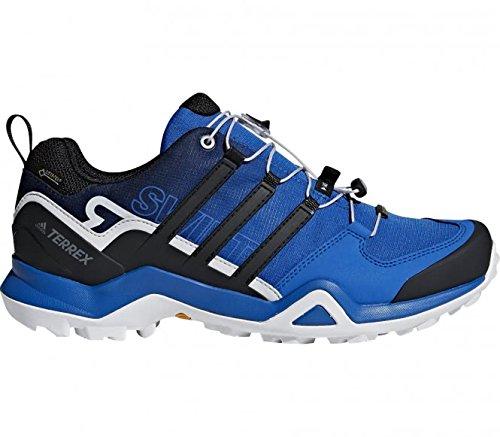 adidas Herren Terrex Swift R2 GTX Trekking-& Wanderhalbschuhe, Blau (Belazu/Negbas/Griuno 000), 42 EU