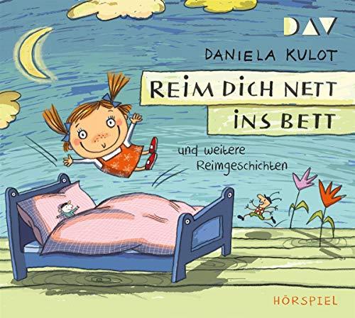 Reim dich nett ins Bett und weitere Reimgeschichten: Hörspiel (1 CD)