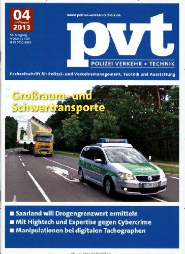 pvt - Polizei Verkehr + Technik [Jahresabo]