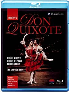 Don Quixote [Blu-ray] [2012]