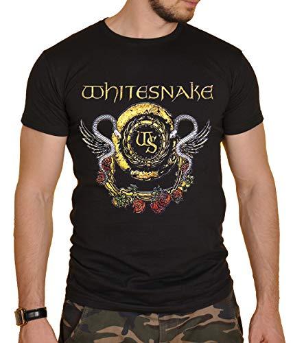 Whitesnake T-shirt for Men