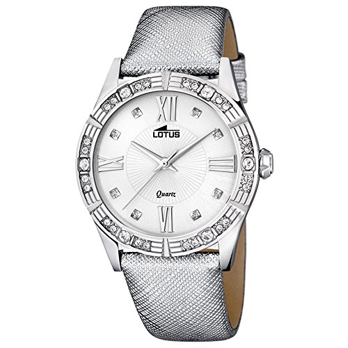 Lotus Classic 15981/4 Wristwatch for women With Zircons